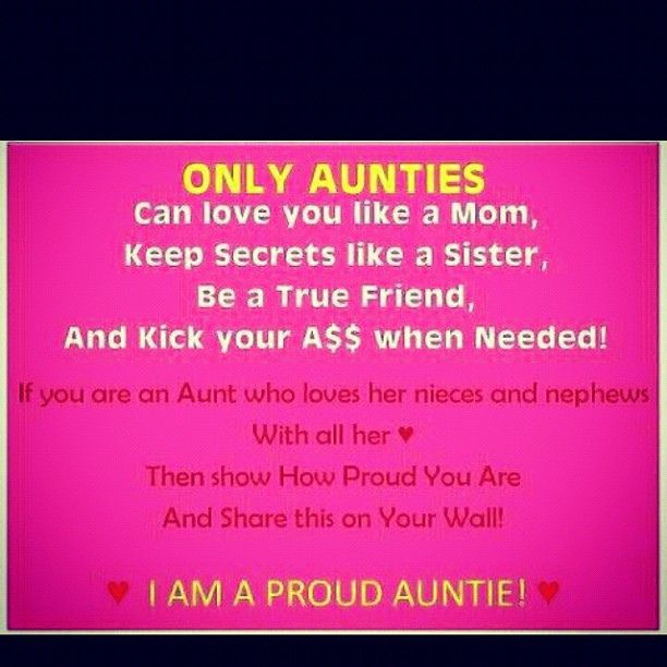 Niece Quotes only aunties can love you like a mom keep secrets like a sister