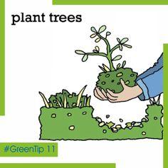 Plant A Tree Kids Happy Arbor Day