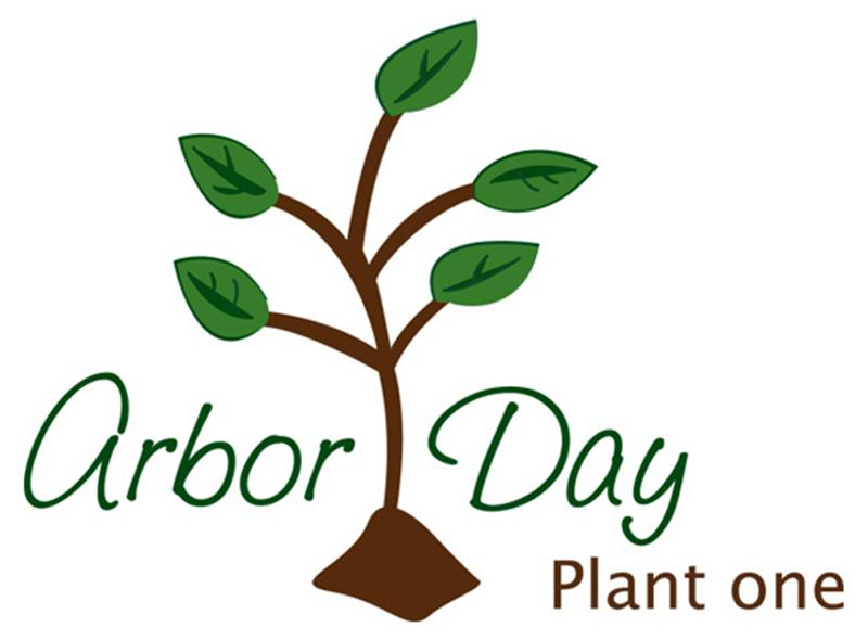Planet One Arbor Day Image