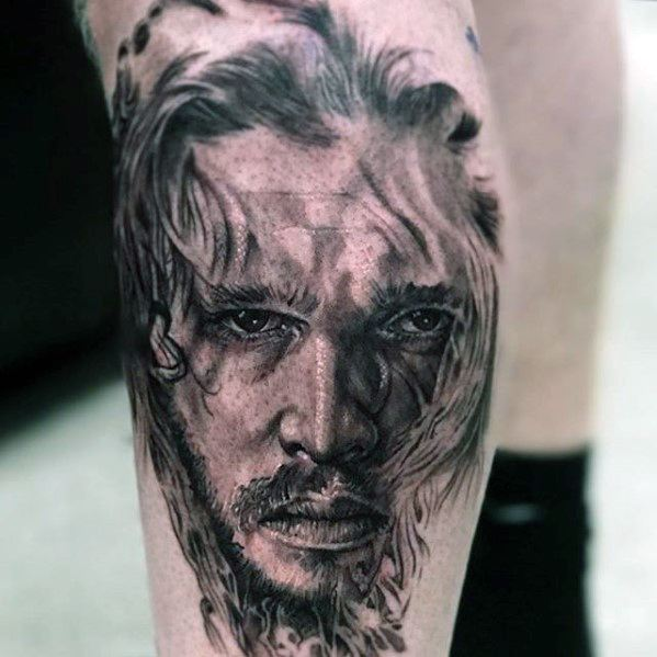 Popular Game Of Thrones Tattoos On arm for men
