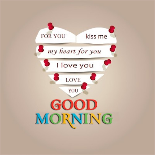 Popular Good Morning Love Quotes