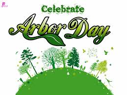 Save Tree Plant Tree Happy Arbor Day 2017