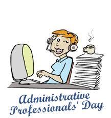 Secretaries Day 524