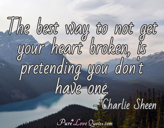 Short Love Quotes the best way to not get your