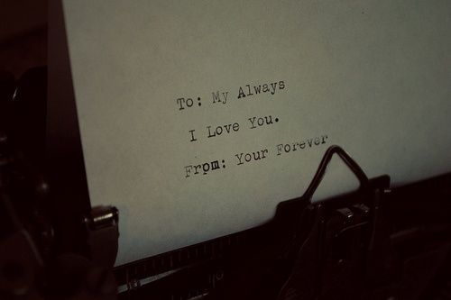 Short Love Quotes tomy always i love you