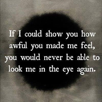 Show Me Quotes if i could show you how