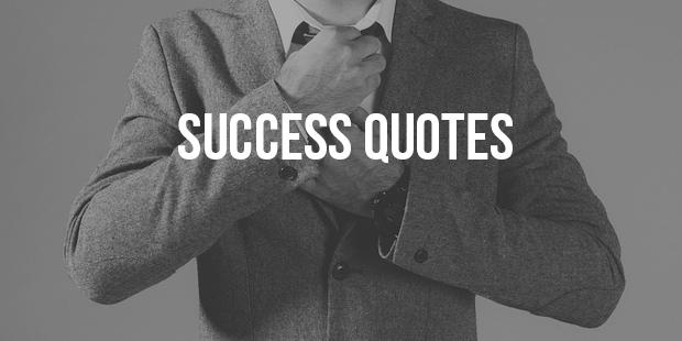 Success Quotes success quotes