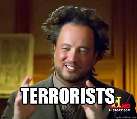 Terrorists Meme Terrorists