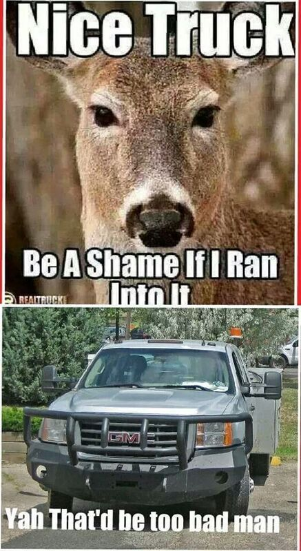 Truck Memes Nice Truck Be A Shame If I Ran Into It Picsmine