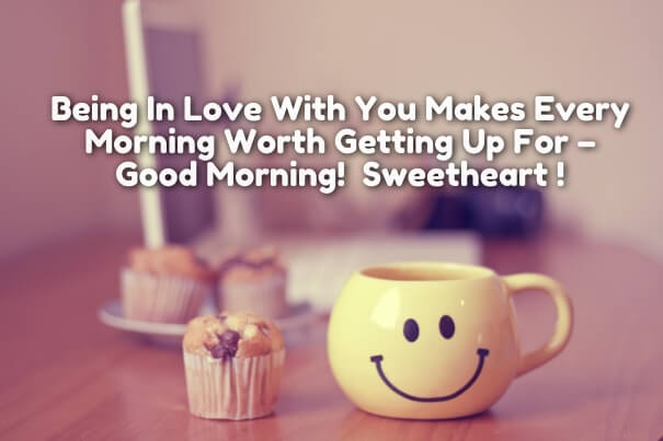True Good Morning Love Quotes