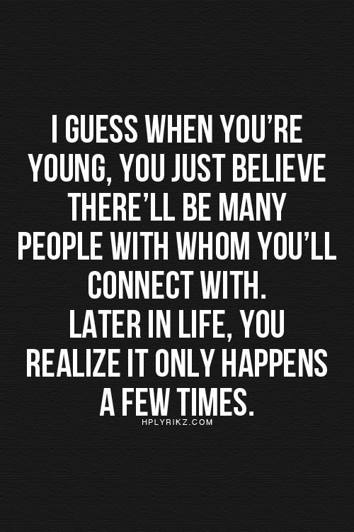 True Love Quotes i guess when you're young you just believer there