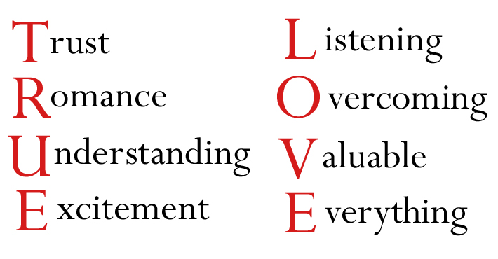 True Love Quotes trust romance understanding excitement listening overcoming valuable everything