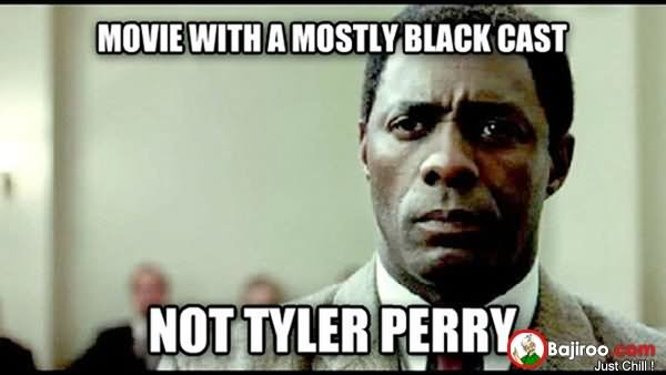 Weird Memes Movie with a mostly black cast