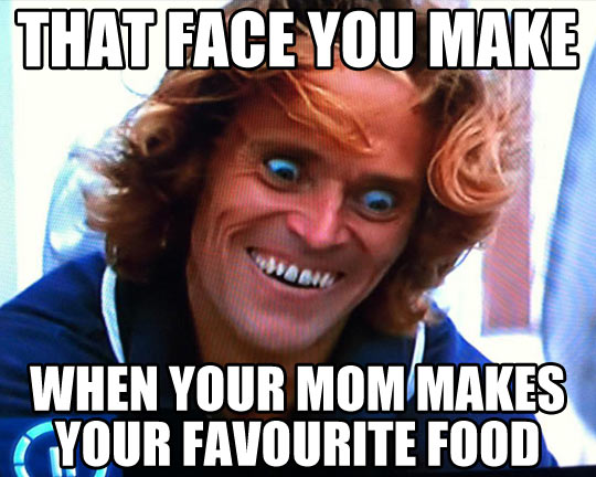 Weird Meme That face you make when your mom