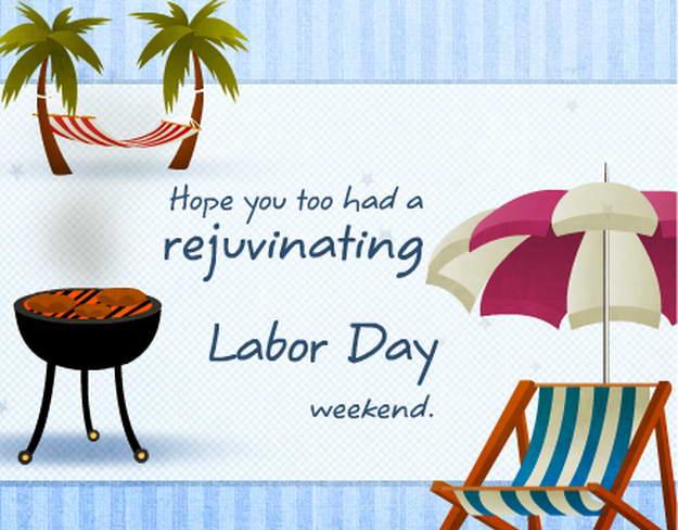 Wish You Joyful Labor's Day Wishes Images