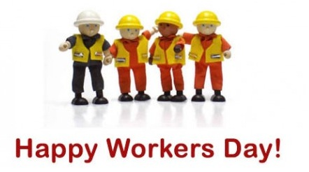 Wish You Labour Day Message Wishes Image