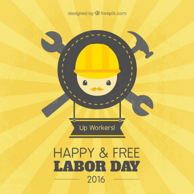 Wishing You Happy Labor's Day Greetings Images