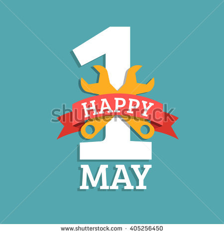 Wishing You Happy Labour Day Greetings Image