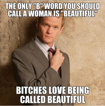 Woman Memes The only b word you should
