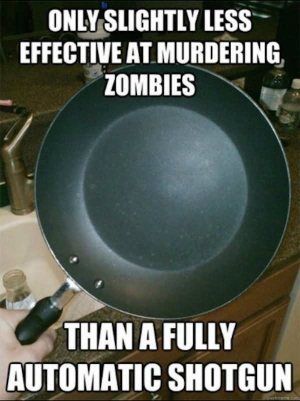 Zombie Meme only slightly less effective at murdering