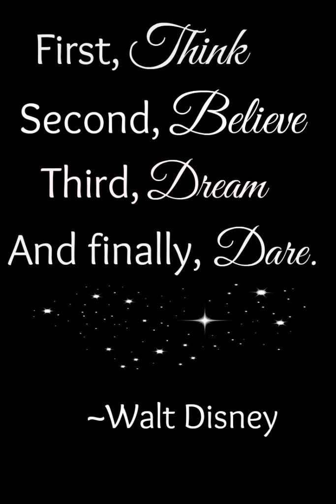 believe quotes first think second believe third