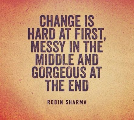 Quotes On Change Glamorous 30 Best Change Quotes & Quotations About Changing  Picsmine