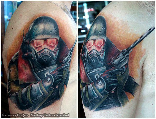 Fallout Tattoos