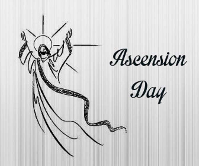 Have A Happy Ascension Day Wishes Message Picture