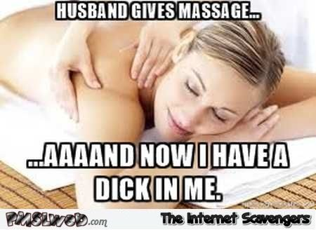 Hump Day Meme Husband gives massage aaaand now i have a