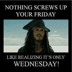 Nothing screws up your Friday like Hump Day Meme