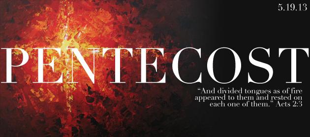 Pentecost Greetings Wallpaper