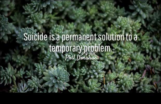 Suicide Quotes 01