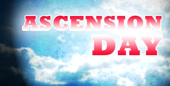 Wish You A Very Happy Ascension Day Greetings Message Image