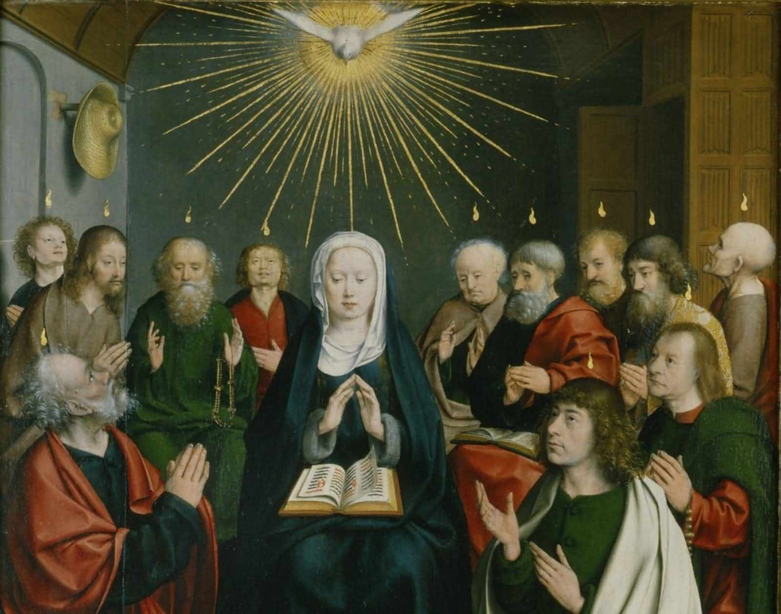 Wishing You Happy Pentecost Have A Great Day Wishes Images