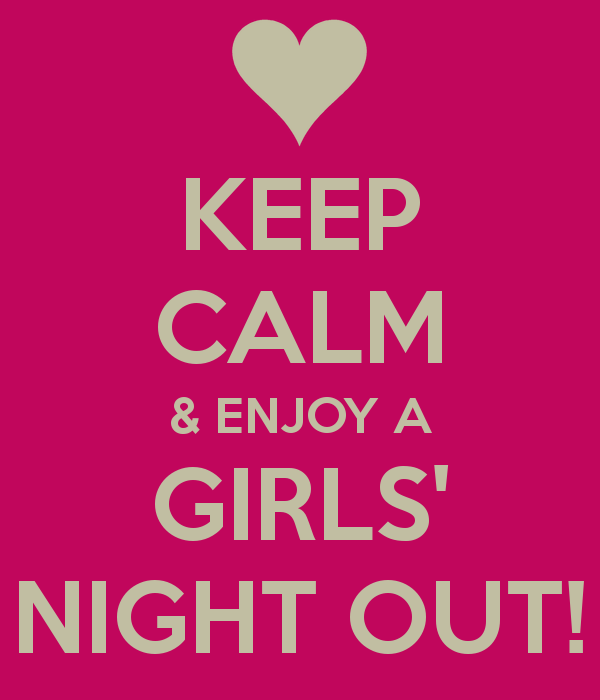 08 Girls Night Out Quotes
