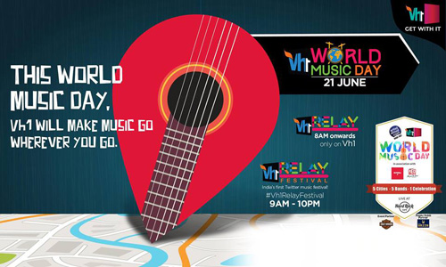 21 June Happy World Music Day Wishes Greetings Image