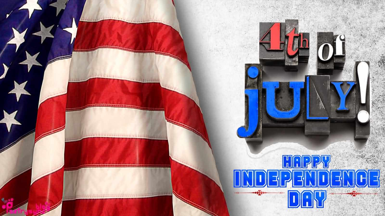 4th July Happy Independence Day Wishes Images
