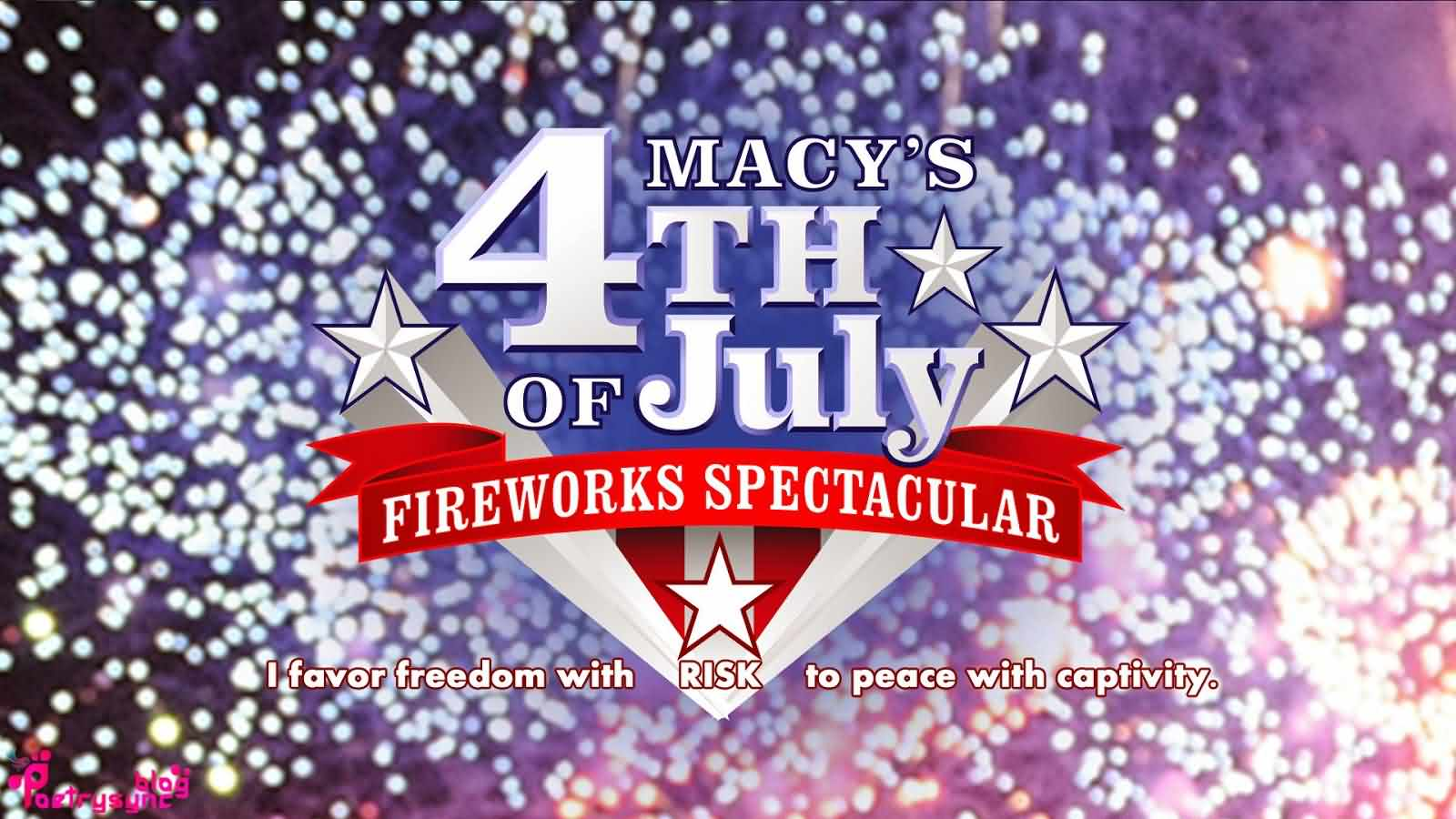 4th Of July Freedom Holiday Greetings Message Picture