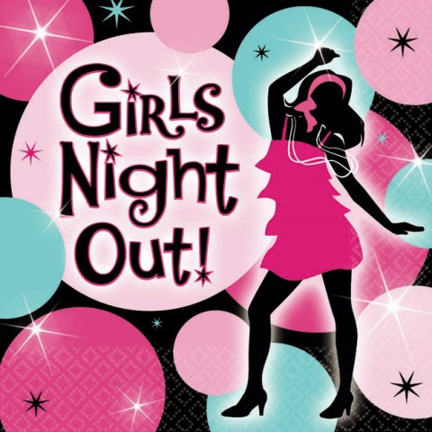 50 Girls Night Out Quotes