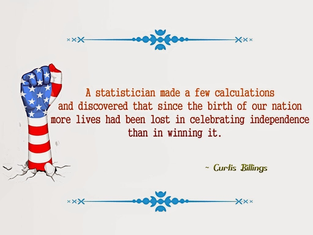 Best 4th July Quotes By Curtis Billings Images