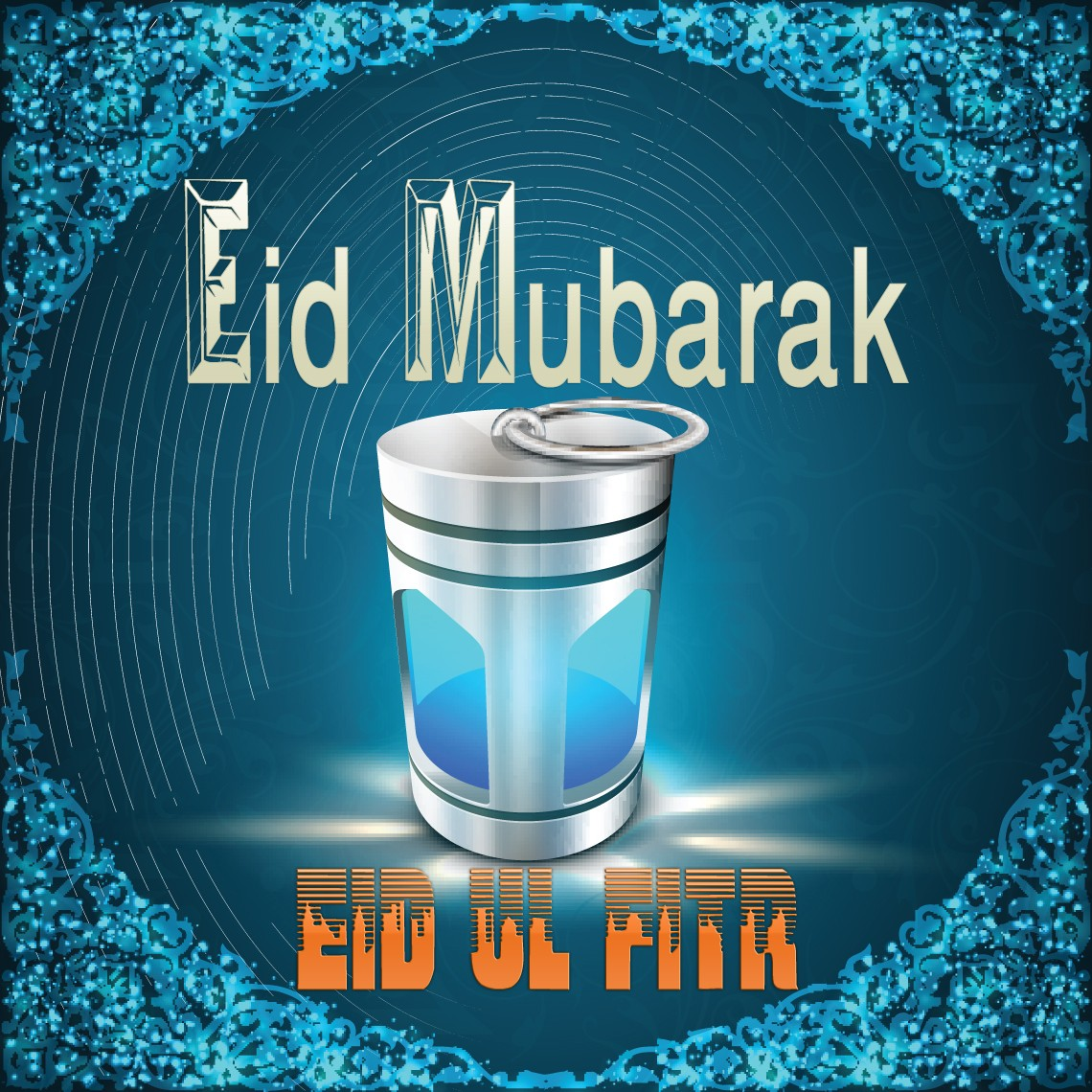 Best Wishes Eid al-Fitr Greetings Wishes Image