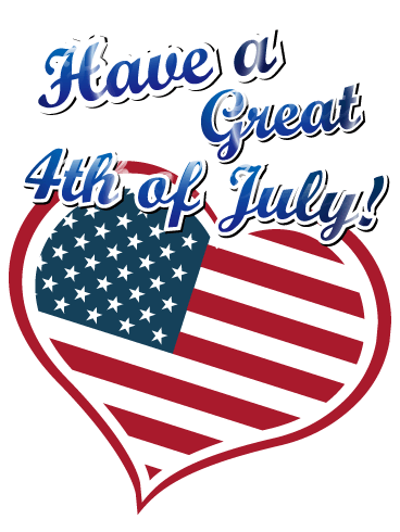 Best Wishes Happy 4th Of July Greeting And Wishes Image