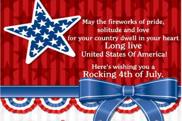 Best Wishes Happy Independence Day Greetings Message Image