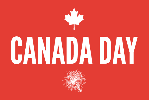 Celebrate Happy Canada Day Wishes Message Image