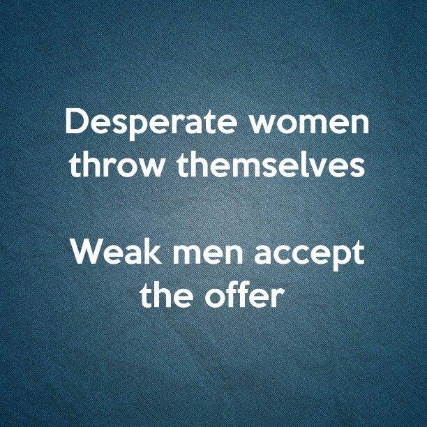 Desperate Women Quotes Gallery