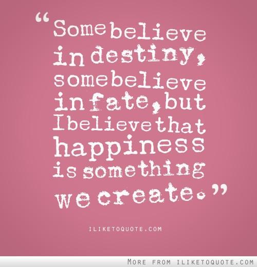 Destiny Sayings