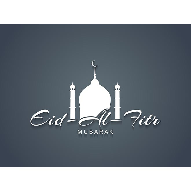 Eid al-Fitr Best Wishes To You And Your Family Card Image