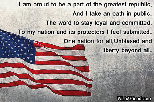Great Poem Happy Independence Day Greetings Wishes Image