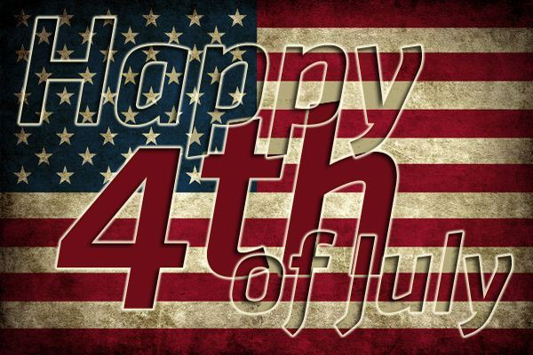 Happy 4th July Wishes Message Image