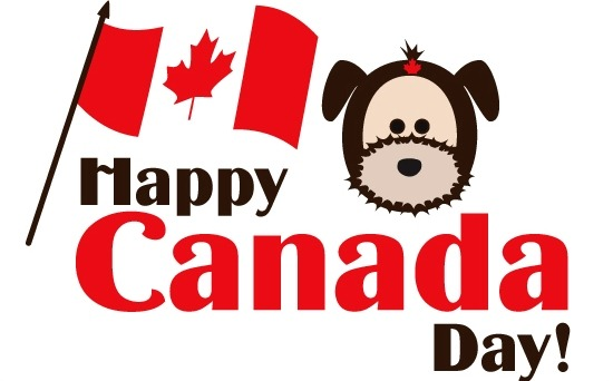 Happy Canada Day Best Wishes Good Day Message Image